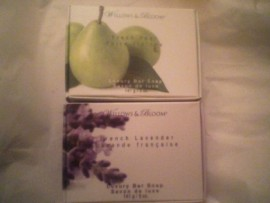 Willows & Bloom Luxury Bar Soap